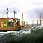 Wave energy to power undersea data centers