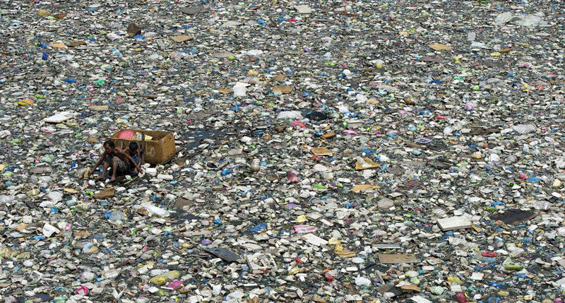 Is turning plastic waste into green energy the most environmentally